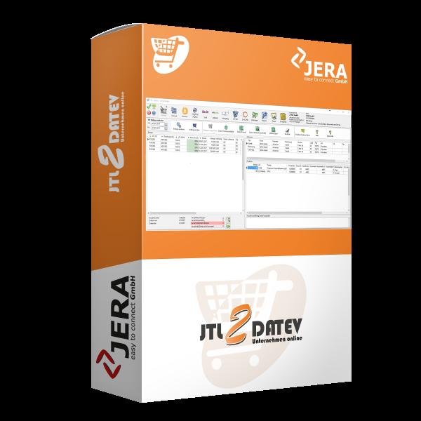 Update-Service zu JTL 2 DATEV PREMIUM MM (jährliche Kosten)