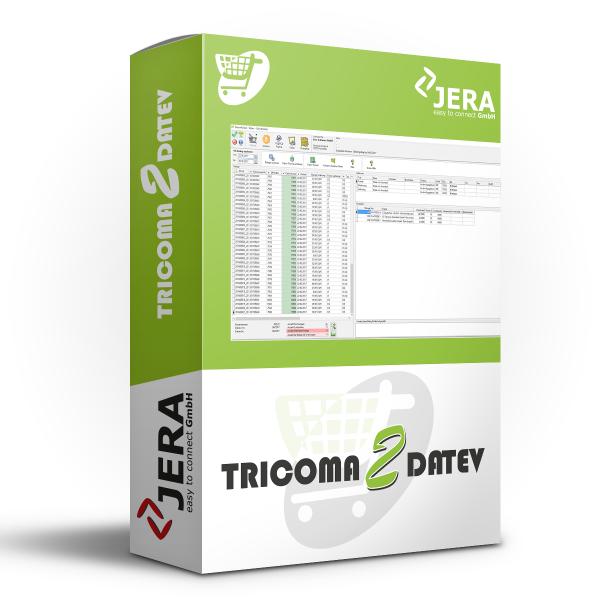 Update-Service zu tricoma 2 DATEV EXTENDED (jährliche Kosten)