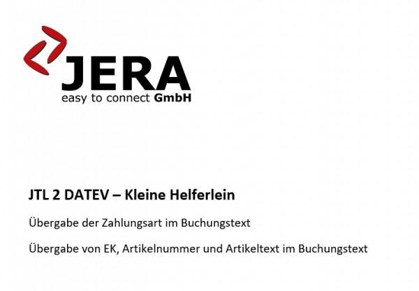 JTL2DATEV_Kleiner-Helferlein