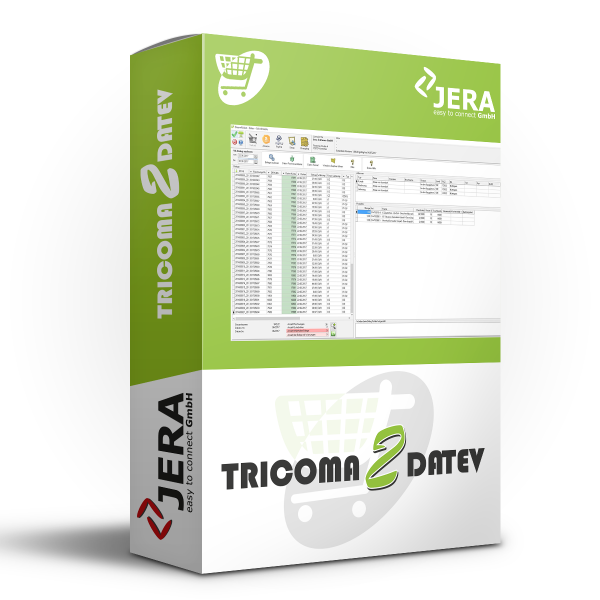 tricoma 2 Unternehmen online - EXTENDED MM (2 Mandanten)