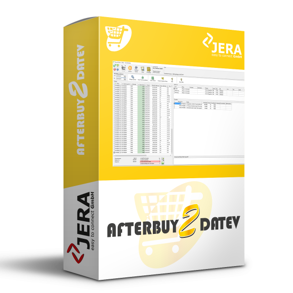 Afterbuy 2 DATEV - EXTENDED
